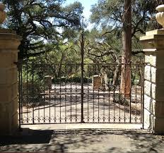 Ironwood Designs Photo gallery of hand crafted metal gates