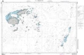 Nautical Charts Online Nga Nautical Chart 83500 Fiji And