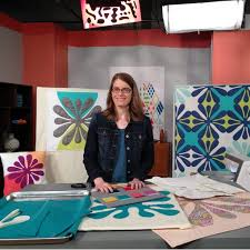 behind the scenes of Fresh Quilting Season 2! – whole circle studio & On the set of Fresh Quilting Season 2: Designing your own Hawaiian inspired  patterns by Adamdwight.com