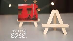 diy popsicle easel
