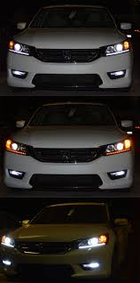 2014 Honda Accord Lights Hid Or Led For The Headights On A Sport Drive Accord