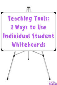 best a teaching tips images teaching tips  teaching tools 7 ways to use individual student whiteboards