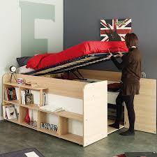 Sale Parisot Space Up Double Storage Bed