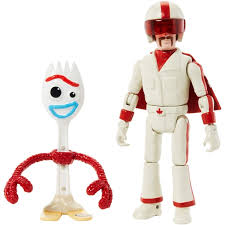 duke caboom and forky action figures