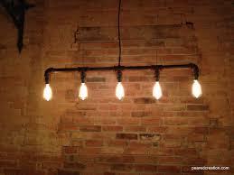 edison bulb lamp chandelier by newwineoldbottles 350 00