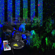 elf light lights projector outdoor laser green and blue moving garden laser decoration in stage lighting effect from lights lighting on