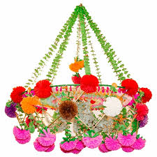 Paper Flower Mobiles Pajak Mobile Of Paper And Straw