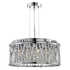 crystal drum chandelier for elegant home interior lighting crystal drum chandelier with extra large drum