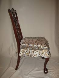 chair seat covers. Dining Room Chair Seat Covers With Ties C