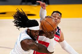 Wizards win 5th straight, hold off Lakers 127-124 in OT | Pro Sports