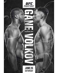 UFC Fight Night 190 Card – All Fights ...