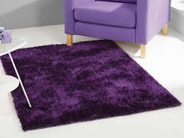 purple rug runners style