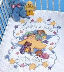 Dimensions Twinkle Twinkle Stmpd X-Stitch Quilt Kit | JOANN & Dimensions Quilt Stamped Cross Stitch Kit Twinkle Twinkle Adamdwight.com
