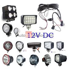 23 99 cheap spot flood led hid work driving light wiring loom cheap spot flood led hid work driving light wiring loom harness 12v 40a switch