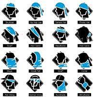 <b>Autumn Winter Cycling</b> Headband Face <b>Mask Bicycle Bike</b> ...