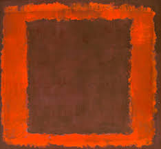 last sunday afternoon i headed into london to see the mark rothko exhibition at the tate modern
