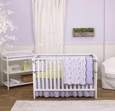 image is loading lavender purple poppy flowers fl 4 piece crib