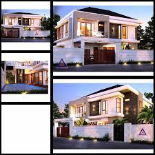 Desain rumah 2 lantai merupakan salah satu model rumah terbaik yang sangat cocok untuk wilayah. Gambar Desain Rumah Minimalis 2 Lantai Terbaru Modern Keren 2020