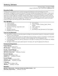 Product Management Resume Product Manager Resume Whitneyportdaily 27