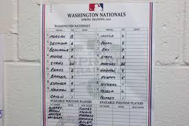 Washington Nationals vs New York Mets: Spring Training GameThread/Bryce  Harper Spring Debut Thread. - Federal Baseball