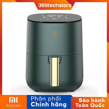 BẢO HÀNH 1 ĐỔI 1 ] Nồi chiên không dầu thông minh Xiaomi Liven G-5 giá cạnh  tranh