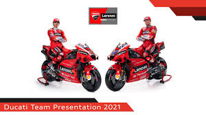 The eponymous motogp, moto2, moto3 and motoe. Motogp 2021 Ducati Team Presentation Youtube