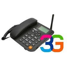 <b>Телефон</b> проводной <b>Termit FixPhone 3G</b> черный – выгодная цена ...
