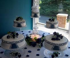 blue wedding cakes fountain. Contemporary Blue Navy Blue Wedding Cakes With Fountains Intended Fountain A