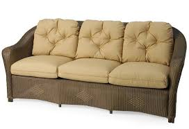 lloyd flanders reflections sofa replacement cushions st thomas outdoor wicker sofa