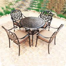 china bistro coffee table chairs set