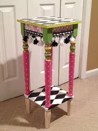 hand painted furniture95 best Painted Furniture images on Pinterest  Funky furniture