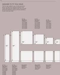 Kitchen Wall Cabinet Sizes Standard Base Cabinet Door Sizes Crowdsmachinecom