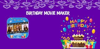 <b>Happy Birthday</b> Movie Maker New – Applications sur Google Play
