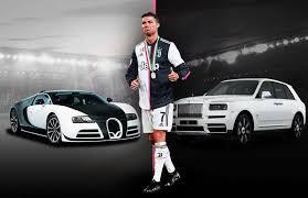 Cristiano ronaldo's bugatti chiron is the most expensive car in his collection, cristiano ronaldo new car price more than $4.7 million. Cristiano Ronaldo S Stunning Car Collection Is Worth More Than 6 Million Givemesport