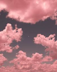 Pastel Aesthetic Wallpaper Pink Clouds ...