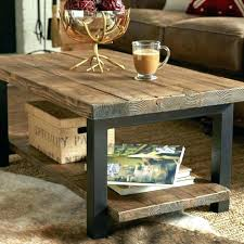 recycled industrial furniture. Wood And Steel Coffee Table Com Metal Set Solid Legs Tables Industrial Idea  Oval Glass Mirrored Sets Gold Black Recycled Dining Lamp End Living Room Round Recycled Industrial Furniture