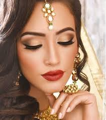7 eye make up trends for indian brides of 2017