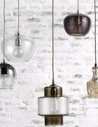 eclectic lighting. Eclectic Mix Of Glass Pendant Lights - The Forest \u0026 Co. Lighting H