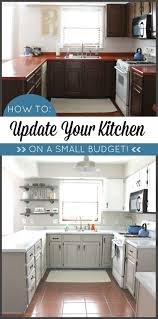 top result diy paint your kitchen cabinets luxury kitchen makeover on a budget transform your kitchen