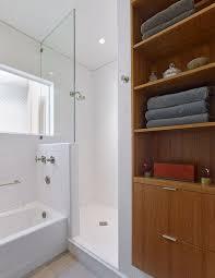 linen closet in bathroom. Recessed Cabinet Bathroom Linen Closet In L