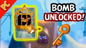 Angry Birds 2 PC   BOMB UNLOCKED!   Gameplay Walkthrough - YouTube
