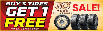 Tire rebates cannot be combined with additional tire discounts or coupons, including discount programs and advantage club coupons. American Tire Depot Buy 3 Tires Get The 4th Free All Tires In Stock Call Now