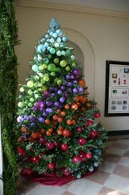 Christmas Tree Without Ornaments Gallery: balloon ornaments