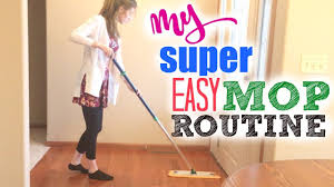 how to mop clean hardwood floors my mopping routine norwex mop system demo sd clean with me