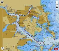 Boston Inner Harbor Marine Chart Us13272_p2082
