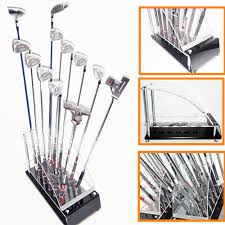 Golf Club Display Stand China High Quality Golf Club Camber Acrylic Display Stand China 21