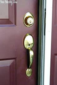 exterior door knobs. Exterior Door Hardware Sets Knobs Entry And Locks Full Image For Front .