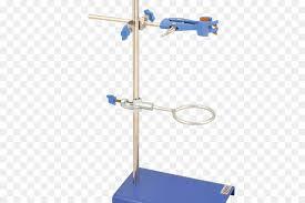 Laboratory Flasks Retort Stand Chemistry Science Png Download