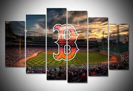 fenway  on boston red sox canvas wall art with boston red sox wall art canvas prints geek paintings