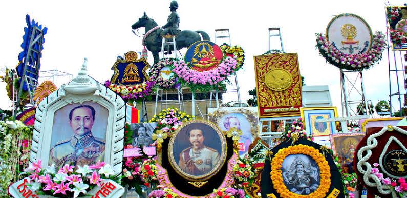 Thailand festivities